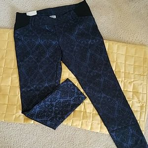 NWT Old Navy maternity crop pant